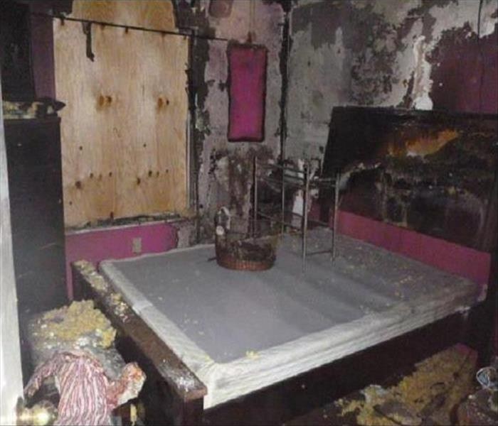 Bedroom Fire Safety