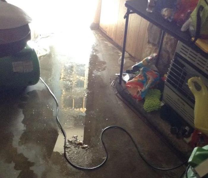 Water Damage in Aberdeen, MS