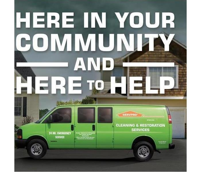Why SERVPRO Why SERVPRO of Tupelo