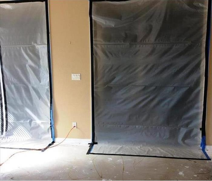 Containment Is Key When Performing Mold Remediation