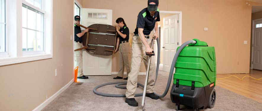 Tupelo, MS residential restoration cleaning
